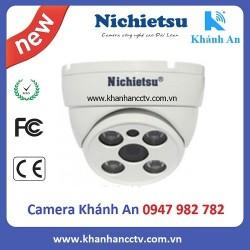 Camera AHD Nichietsu NC-201A2M Chip GC2033 V30E