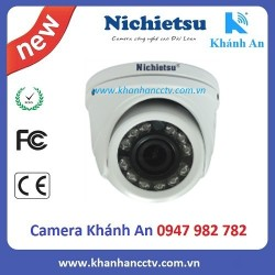 Camera AHD dome mini Nichietsu HD NC-101A1.3M IMX225