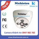 Camera AHD dome vỏ nhựa Nichietsu HD NC-105A1.3M