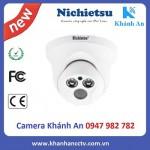 Camera AHD dome vỏ nhựa Nichietsu HD NC-107A2M IMX323