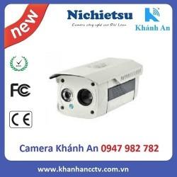 Camera AHD thân vỏ kim loại Nichietsu HD NC-130/I1.3M starlight