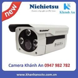 Camera AHD mini zoom xoay Nichietsu HD NC-14A/1M