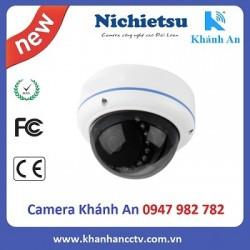 Camera IP hồng ngọai Nichietsu HD NC-1KQ/I2M H.264/H265