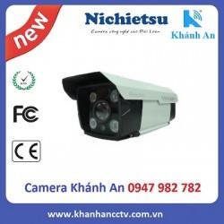 Camera AHD Nichietsu HD NC-204/A1.3M Chip Aptina Korea 2431+0130