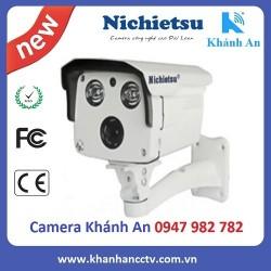 Camera AHD thân vỏ kim loại Nichietsu HD NC-302/A1.3M
