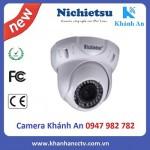 Camera AHD dome vỏ kim loại Nichietsu HD NC-349Z/A1.3M