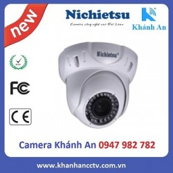 Camera Nichietsu HD NC-349Z/I2M 2.0M, Chip Sony 307