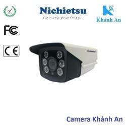Camera Nichietsu NC-506/A1.3M Chip Aptina Korea 2431+0130