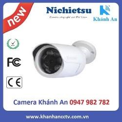 Camera AHD thân vỏ kim loại Nichietsu HD NC-63A1.3M