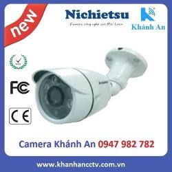 Camera AHD thân vỏ kim loại Nichietsu HD NC-64A1.3M