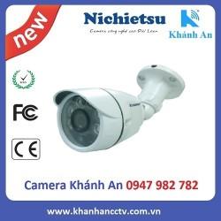 Camera IP thân hồng ngọai Nichietsu HD NC-64/I2M