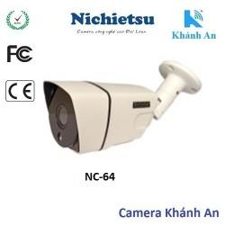 Camera Nichietsu NC-65A1.3M Chip Aptina Korea 2431+0130
