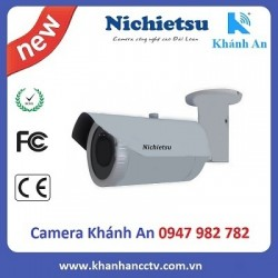 Camera AHD dome vỏ kim loại Nichietsu HD NC-74A1.3M