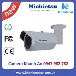 Camera Nichietsu HD NC-74/I2M 2.0M, Chip Sony 307