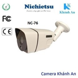 Camera Nichietsu NC-76A2M Sony Exmor IMX 323