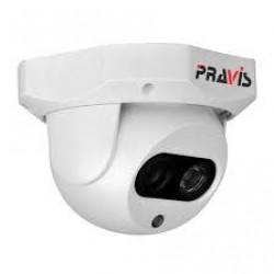 Camera Pravis PAC-E3130EX AHD dạng Dome 1.3MP