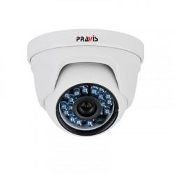 Camera Pravis PNC-405EM2 IP dạng dome 2.0MP