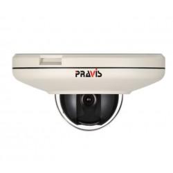 Camera Pravis PNC-P100 IP quay quét dạng Flat Dome