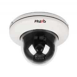 Camera Pravis PNC-P150 IP quay quét dạng Flat Dome
