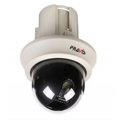 Camera Pravis PNC-PI100 IP quay quét dạng Dome