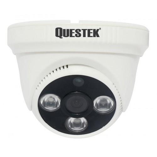 Camera Dome Analog QTX-4108 800TVL, đại lý, phân phối,mua bán, lắp đặt giá rẻ