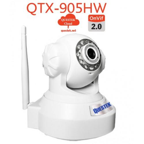 Camera IP Xoay QTX-905HW 1MP, đại lý, phân phối,mua bán, lắp đặt giá rẻ
