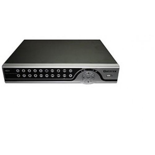 Đầu ghi camera Questek 4 cổng QTD-6604i, đại lý, phân phối,mua bán, lắp đặt giá rẻ