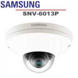 Camera IP Dome Zoom SAMSUNG SNV-6013P