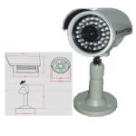 Camera sanvitek S-108A