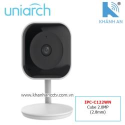 Camera UNIARCH IPC-C122WN Cube 2.0MP (2.8mm)