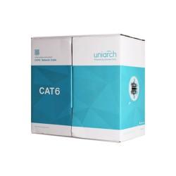 Cable mạng UNIARCH CAB-6-AE UTP CAT6 305m