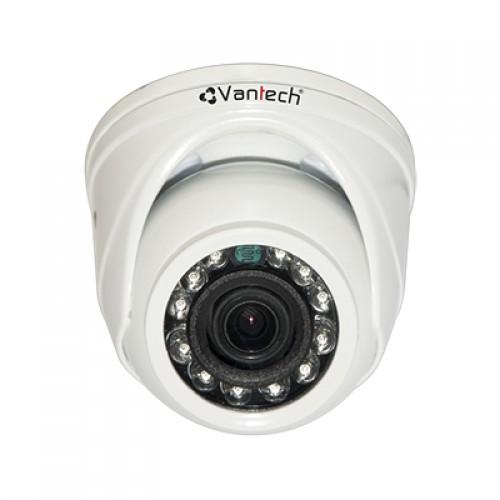 Camera Vantech Dome AHD VP-1007A 1.3MP, đại lý, phân phối,mua bán, lắp đặt giá rẻ