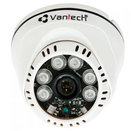 Camera Vantech Dome AHD VP-102AHDH 2.0MP, đại lý, phân phối,mua bán, lắp đặt giá rẻ