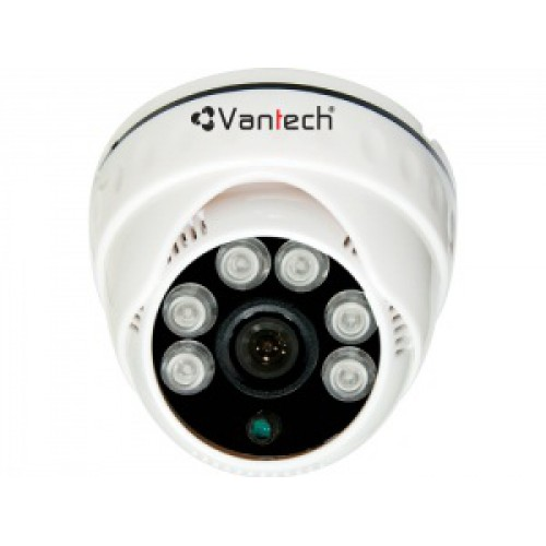 Camera Vantech Dome AHD VP-1113AHD 1.3MP, đại lý, phân phối,mua bán, lắp đặt giá rẻ