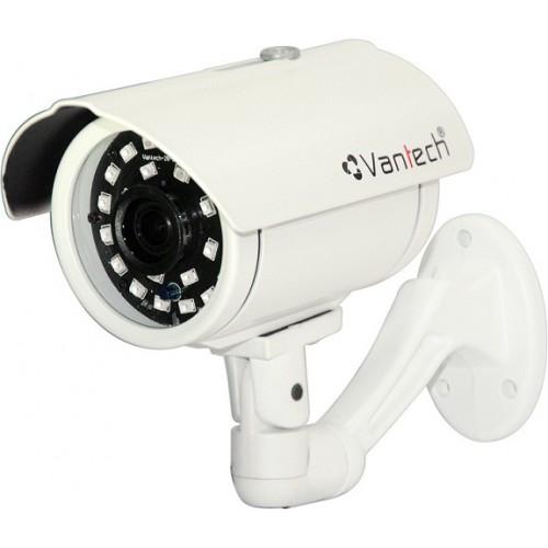 Camera Vantech Thân AHD VP-151AHDL/M 1.0MP, đại lý, phân phối,mua bán, lắp đặt giá rẻ