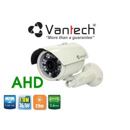 Camera Vantech Thân AHD VP-152AHDM 1.3MP, đại lý, phân phối,mua bán, lắp đặt giá rẻ