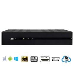 Đầu ghi hình 16K HD-TVI VP-1664TVI 2 Sata up to 6TB