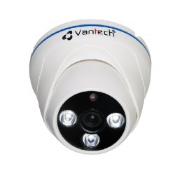 Camera Vantech Dome IP VP-183D 4MP