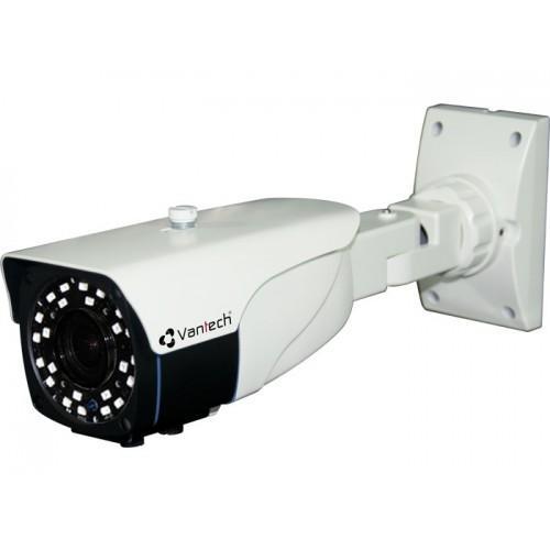 Camera Vantech Thân AHD VP-202AHDH 2.0MP, đại lý, phân phối,mua bán, lắp đặt giá rẻ
