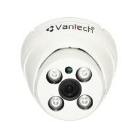 Camera Vantech Dome AHD VP-221AHDM 1.0MP