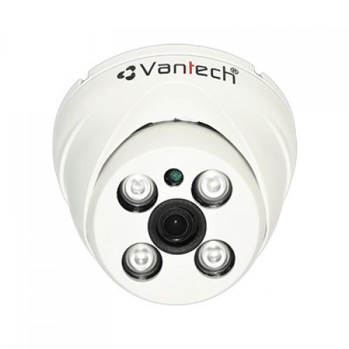 Camera Vantech Dome AHD VP-221AHDM 1.0MP, đại lý, phân phối,mua bán, lắp đặt giá rẻ