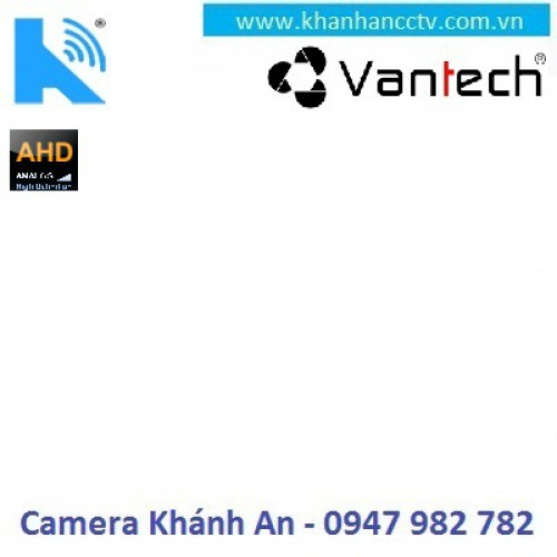 Camera Vantech Thân AHD VP-262AHDM 1.0MP, đại lý, phân phối,mua bán, lắp đặt giá rẻ