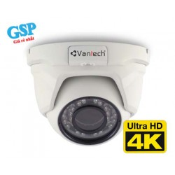 Camera Vantech Dome DTV VP-6004DTV 8MP