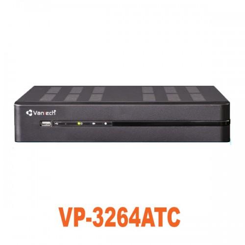 Bán Đầu ghi camera Vantech VP-3264ATC 32 kênh All In One, đại lý, phân phối,mua bán, lắp đặt giá rẻ