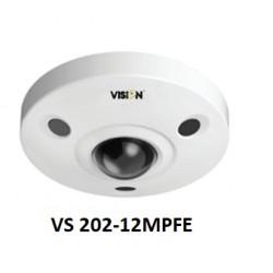 Camera VISION 360° VS 202-12MPFE 2.0 Megapixel