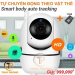 Camera MINION-4S theo dõi chuyển động wifi không dây auto tracking