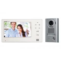 Bộ chuông cửa màn hình Aiphone JOS-1A