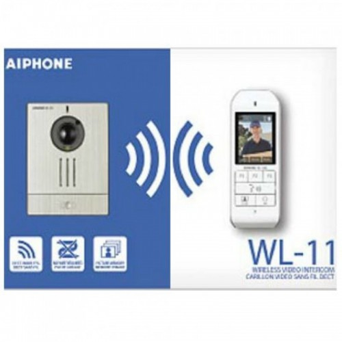 Bộ chuông cửa màn hình Aiphone WL-11, đại lý, phân phối,mua bán, lắp đặt giá rẻ