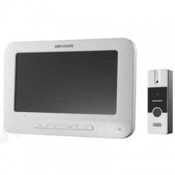 Bộ chuông cửa màn hình mầu DS-KIS204