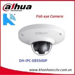 Camera IP Fisheye IPC-EB5500P 5.0 Megapixel